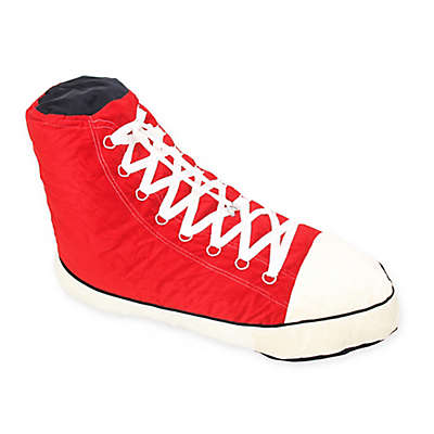 Wow! Works Hi Top Sneaker Adult Size Beanbag