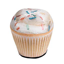 WOW! Works Cupcake Beanbag in Natural