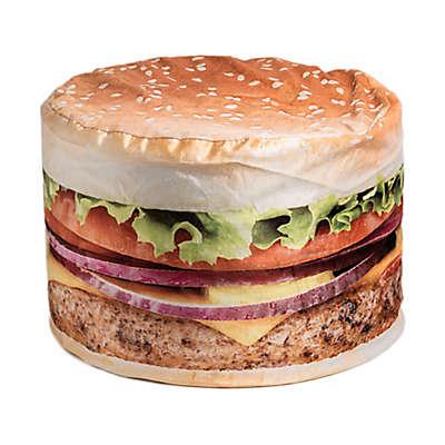 Wow Works Cheeseburger Bean Bag Chair