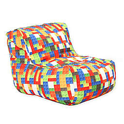 Wow Works Toy Block Beanbag Chair