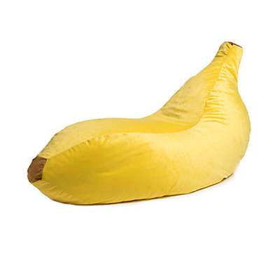 Wow Works  Banana Beanbag in Yellow
