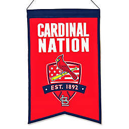 MLB St. Louis Cardinals Nation Banner