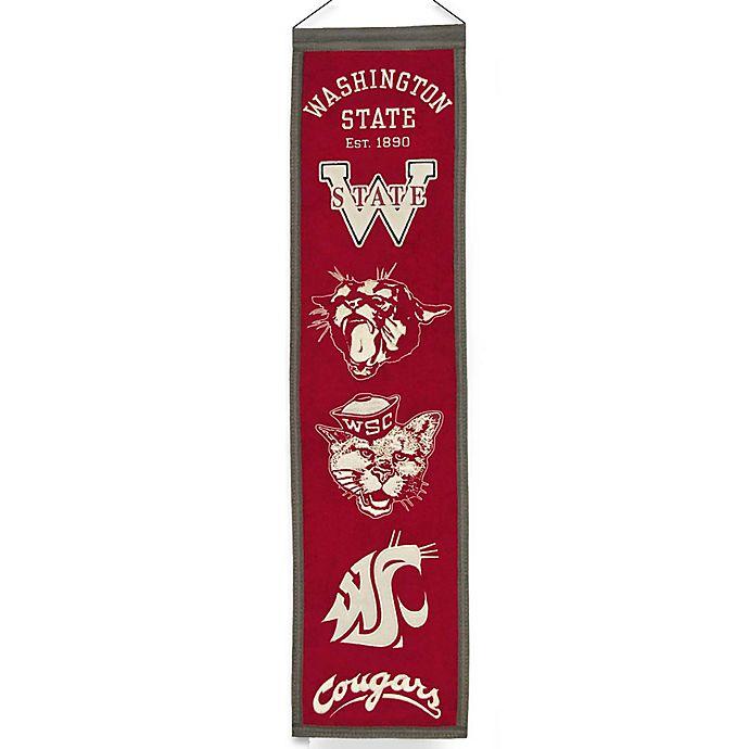 Alternate image 1 for Washington State University Heritage Banner