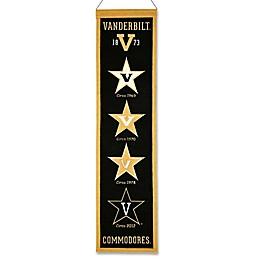 Vanderbilt University Heritage Banner