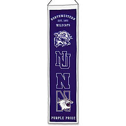 Northwestern University Heritage Banner