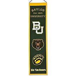 Baylor University Heritage Banner