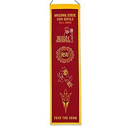 Arizona State University Heritage Banner