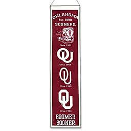University of Oklahoma Heritage Banner
