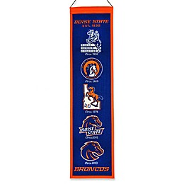 Boise State University Heritage Banner