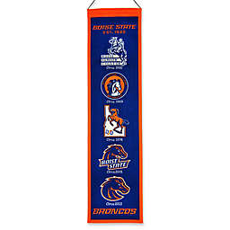 Boise State University Heritage Banner