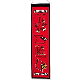 University of Louisville Heritage Banner
