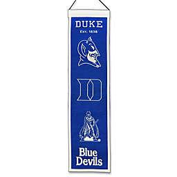 Duke University Heritage Banner