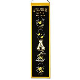Appalachian State University Heritage Banner