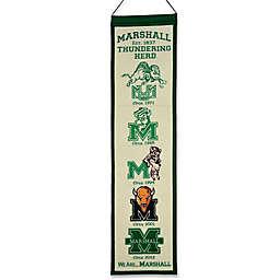 Marshall University Heritage Banner