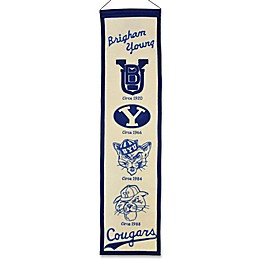 Bringham Young University Heritage Banner