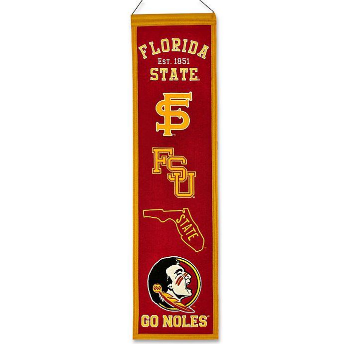 Alternate image 1 for Florida State University Heritage Banner