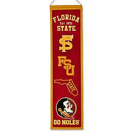 Florida State University Heritage Banner