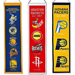 NBA Vintage Heritage Banner Collection