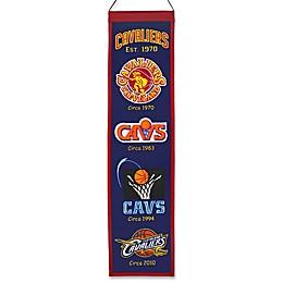 NBA Cleveland Cavaliers Vintage Heritage Banner