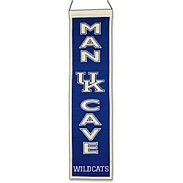 University of Kentucky Man Cave Banner