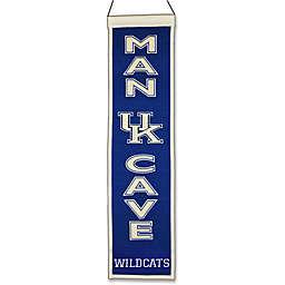 University of Kentucky Man Cave Banner