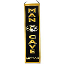 University of Missouri Man Cave Banner