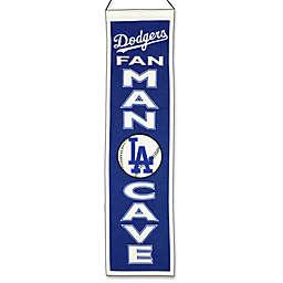 MLB Los Angeles Dodgers Man Cave Banner