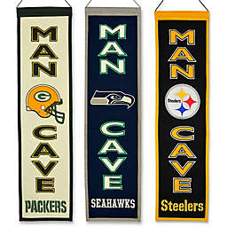 NFL Man Cave Banner Collection