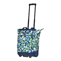 Olympia® USA Fashionista 20-Inch Rolling Shopping Tote in Hills