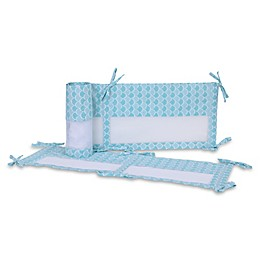 Disney® Ariel Sea Princess Secure-Me Mesh Crib Liner
