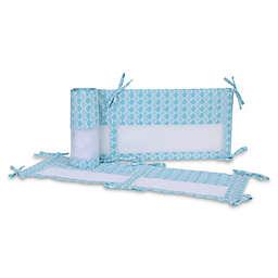 Disney® Ariel Sea Princess Secure-Me Mesh Crib Liner