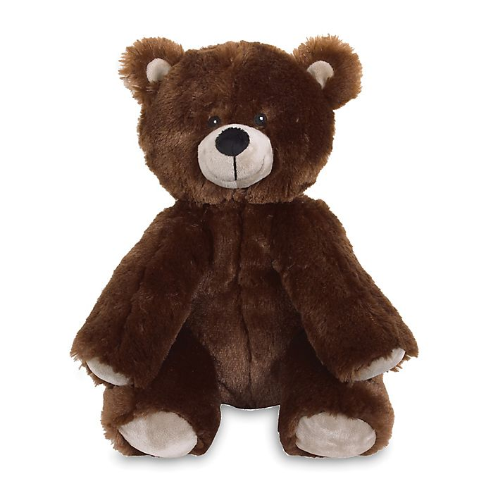 Alternate image 1 for carter's® Be Brave Plush Bear