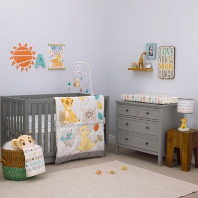 Disney The Lion King Circle Of Life Crib Bedding Collection Baby