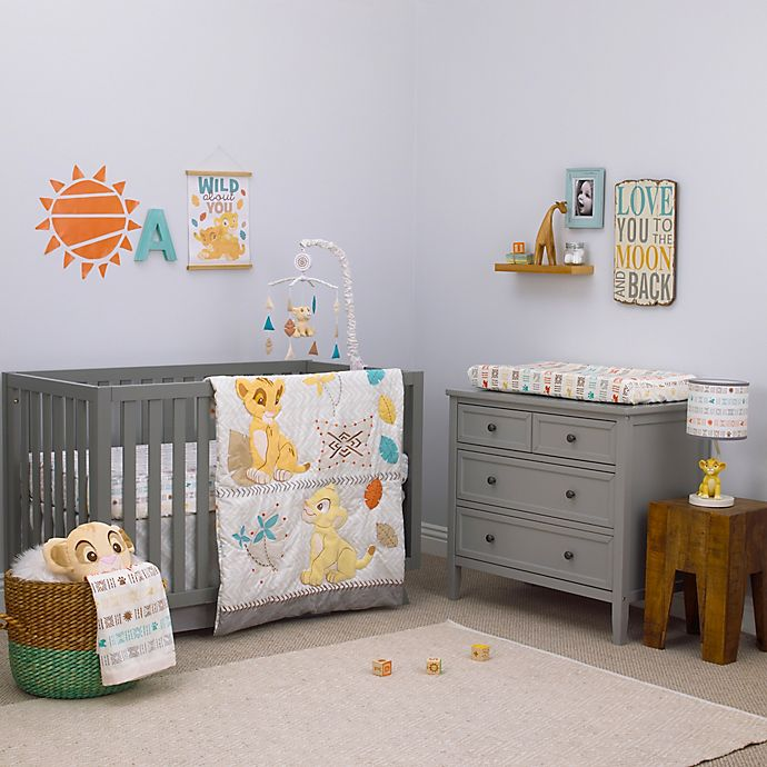 Lion King Circle Of Life Crib Bedding Collection View A Larger Version This Product Image