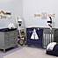 Part of the NoJo® Teepee Crib Bedding Collection