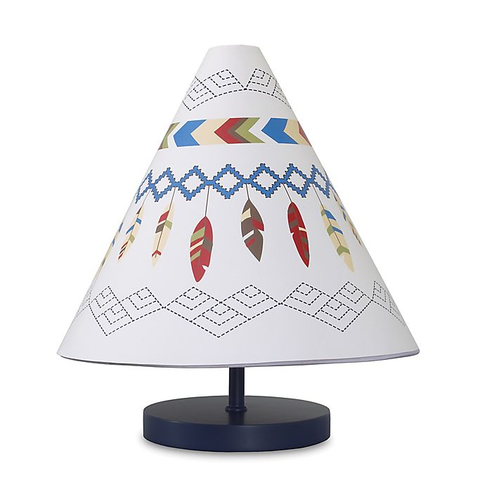 Alternate image 1 for NoJo® Teepee Lamp with CFL Bulb