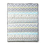 Levtex® Baby Micah Quilt in Blue/Grey