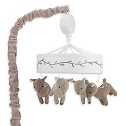 Lambs & Ivy® Meadow Deer Musical Mobile in Tan/White