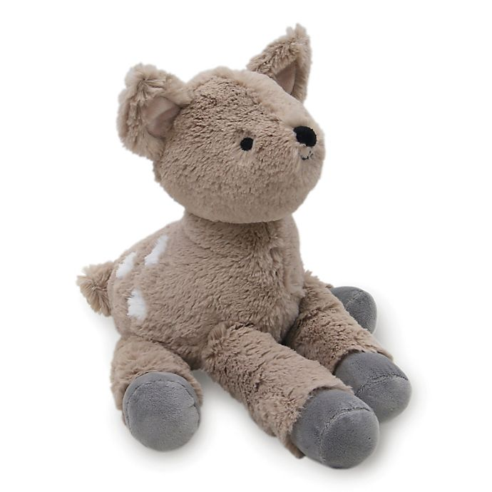 Alternate image 1 for Lambs & Ivy® Meadow Deer Plush Toy in Tan/White
