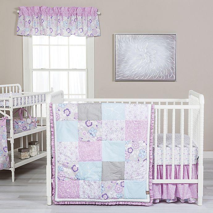 Alternate image 1 for Trend Lab® Grace 5-Piece Crib Bedding Set