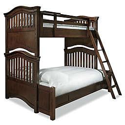 smartstuff™ Classics 4.0 Twin-Over-Full Bunk Bed in Cherry