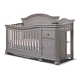 Sorelle Finley 4-in-1 Convertible Crib and Changer