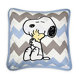 Lambs & Ivy® My Little Snoopy™ Throw Pillow