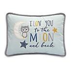 Lambs & Ivy® Happi By Dena™ Night Owl Throw Pillow