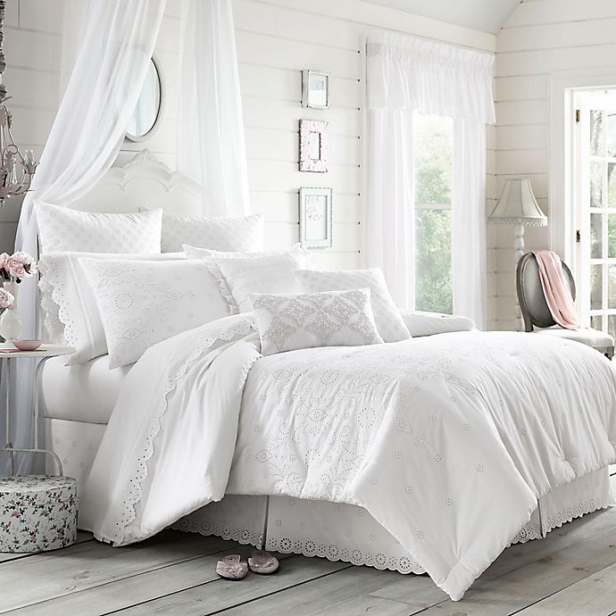 Alternate image 1 for Piper & Wright Lucy Comforter Set