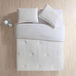 VCNY Home Gabriella Plush Metallic Comforter Set
