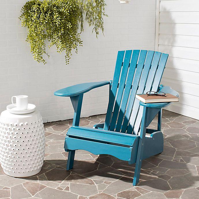 Alternate image 1 for Safavieh Mopani Outdoor Chair