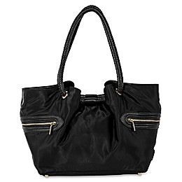 Rosie Pope® Allison Lane Carryall Diaper Bag in Black