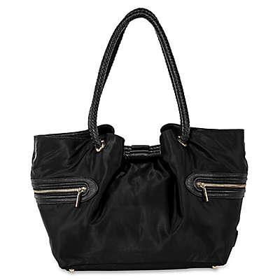 Rosie Pope® Allison Lane Carryall Diaper Bag in Black