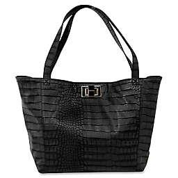 Rosie Pope® Tote Diaper Bag in Black